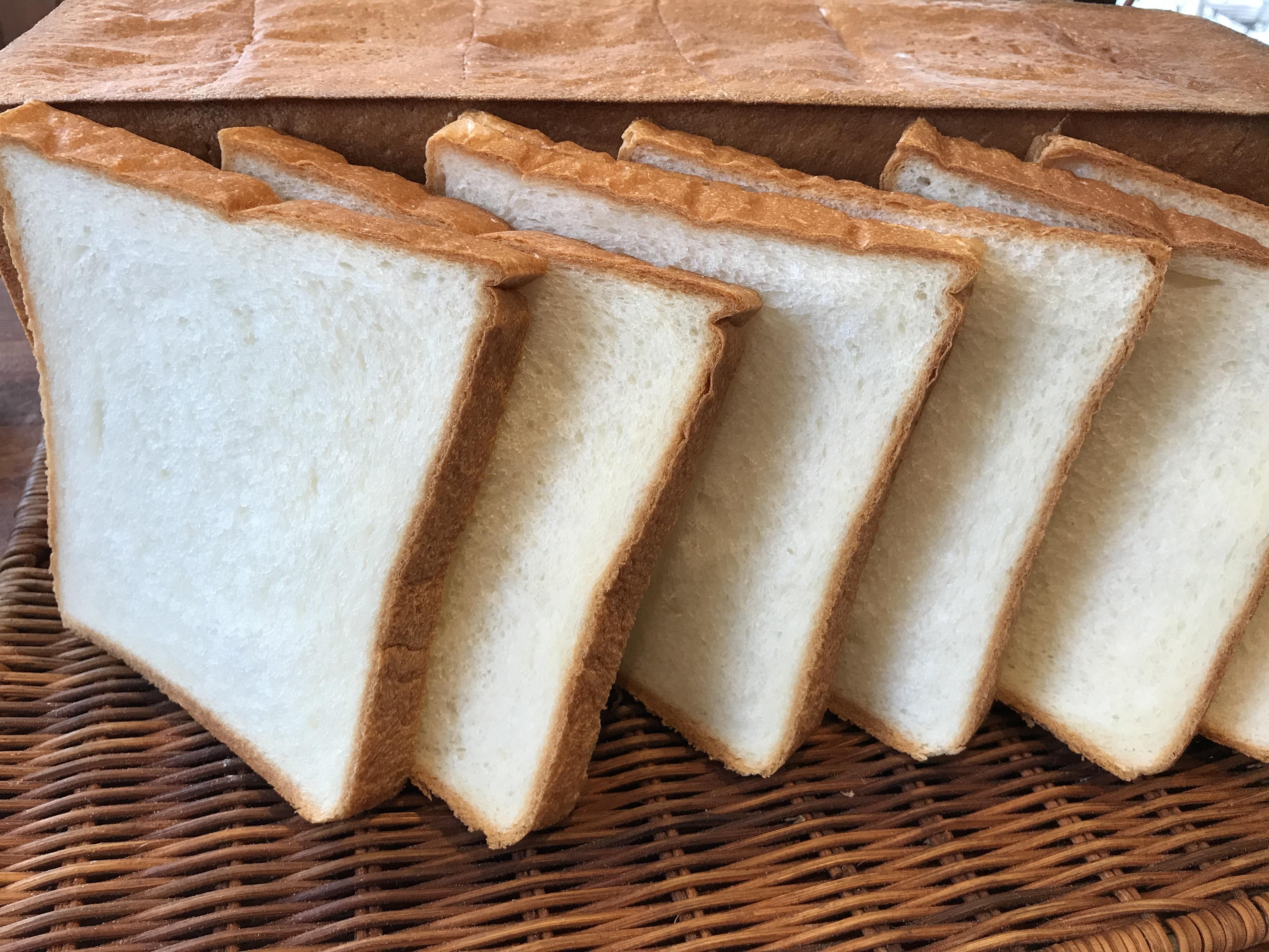 ボンヌ・ジュルネ_ミルク食パン